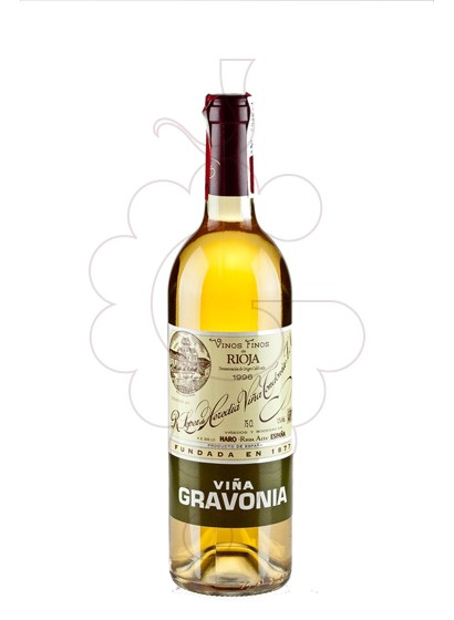 Foto Viña Gravonia vi blanc