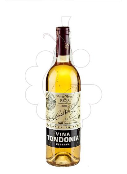 Foto Viña Tondonia Reserva Blanc vi blanc