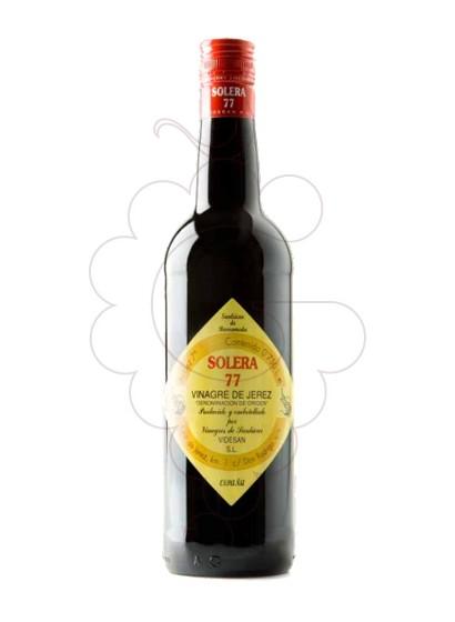 Foto Vinagre Vinagre de Jerez Solera 77