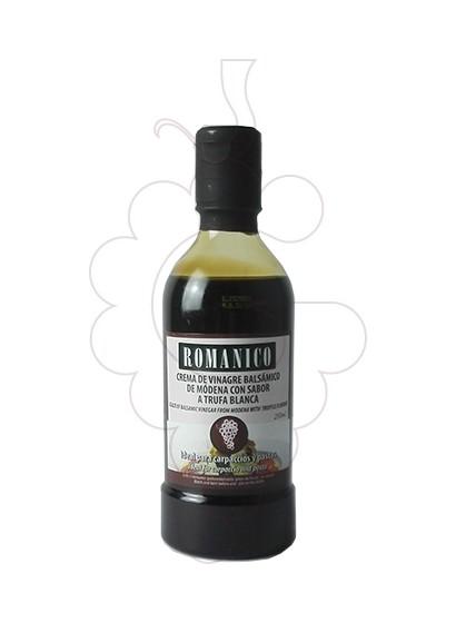 Foto Vinagre Románico Crema Vinagre Trufa