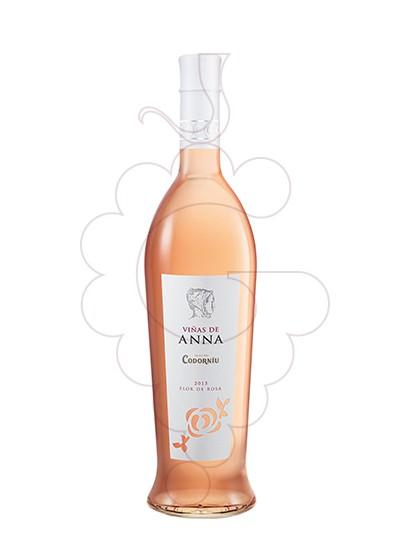 Foto Viñas de Anna Flor de Rosa vi rosat