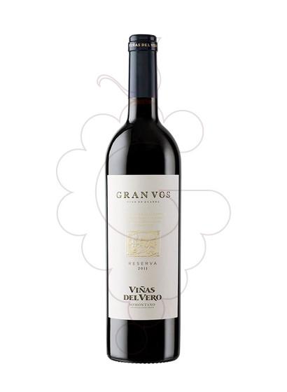 Foto Viñas del Vero Gran Vos Reserva vi negre