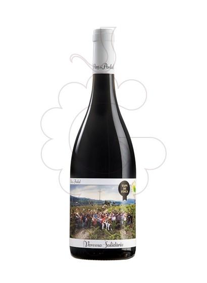 Foto Verema Solidària Vins de Postal Espolla vi negre