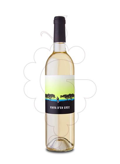 Foto Vinya d'en Grec Blanc vi blanc