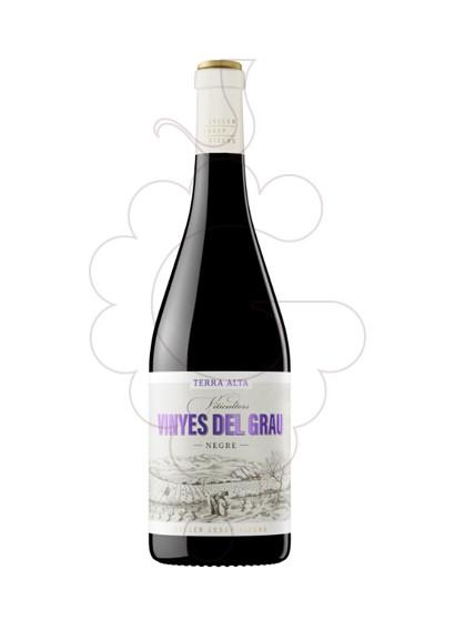 Foto Vinyes del Grau Negre vi negre