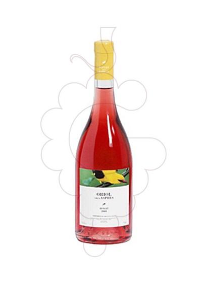 Foto Vinyes dels Aspres Oriol Rosat vi rosat