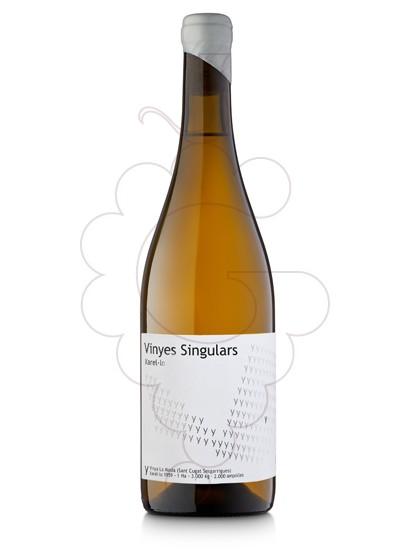 Foto Vinyes Singulars Xarel.lo vi blanc