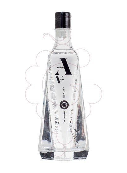 Foto Vodka Alvisa Vodka