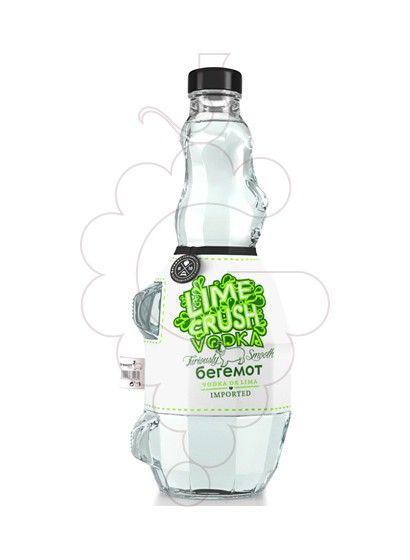 Foto Vodka Beremot Lime Crush