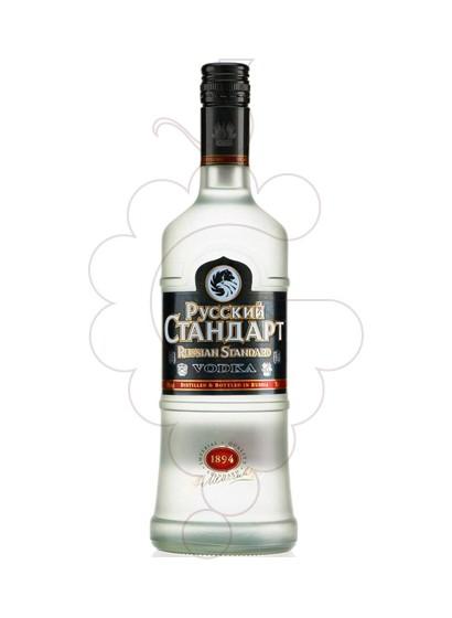 Foto Vodka Russian Standard