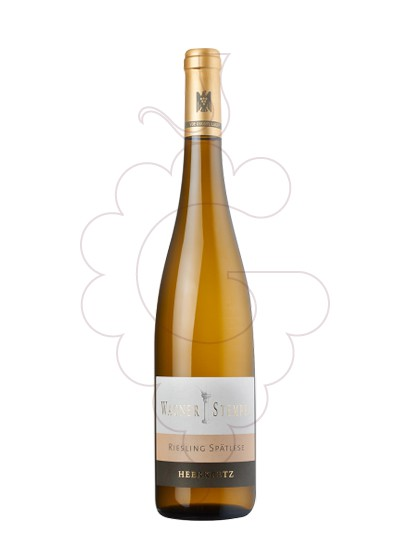 Foto Wagner Stempel Siefersheimer Heerkkretz Riesling Spätlese vi blanc