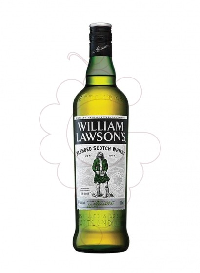 Foto Whisky William Lawson's