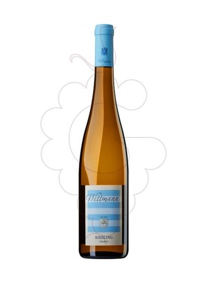 Foto Wittmann Trocken Tonel 6 vi blanc