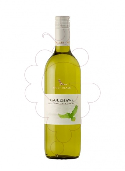 Foto Wolf Blass Yellow Label Chardonnay vi blanc
