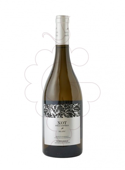 Foto Xot dels Aspres Blanc vi blanc