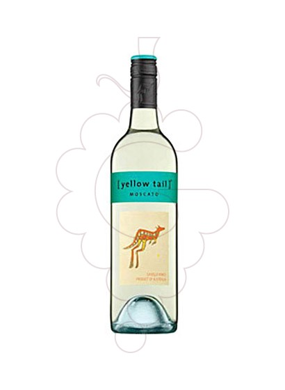 Foto Yellow Tail Moscato  vi blanc
