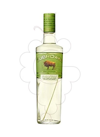 Foto Vodka Zubrowka
